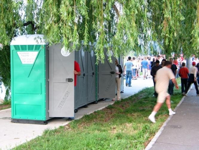 Închiriere toalete ecologice evenimente