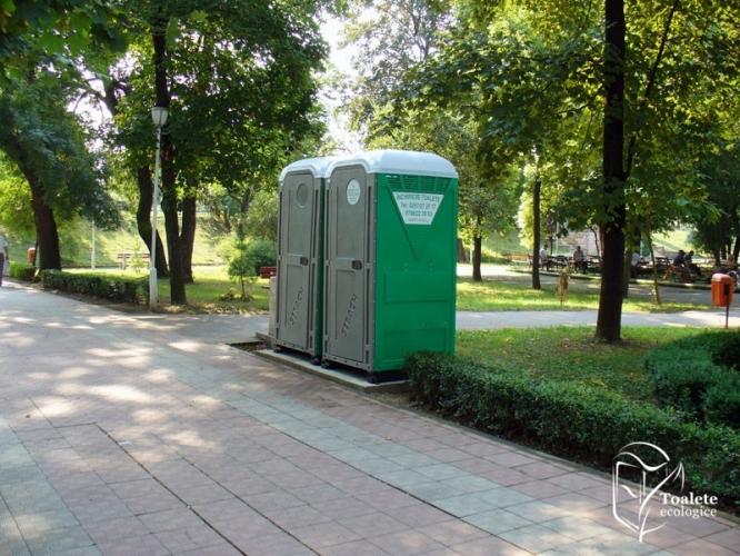 Toalete ecologice pentru spații publice