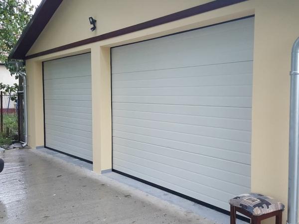 Uși de garaj Hormann