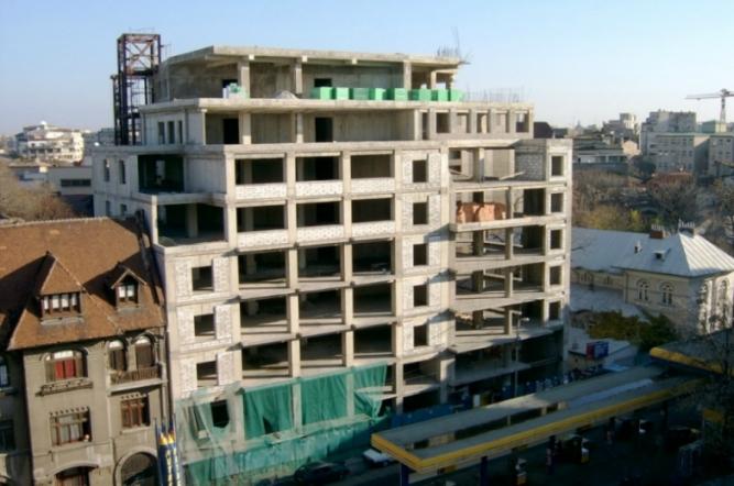Proiectare UNIMET Office Building