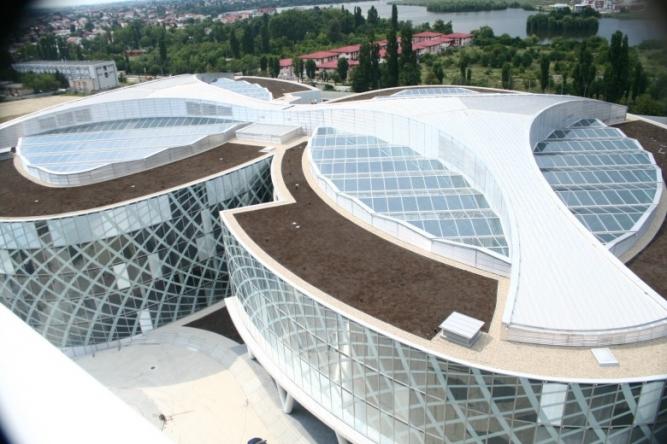 Proiectare structuri beton armat și structuri metalice Petrom City București