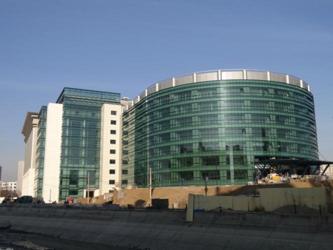 Proiectare clădire Biblioteca Națională București