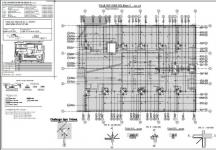 Detaliere beton armat - planuri armare extrase armatură