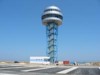 Proiectare turn de monitorizare containere Port Agigea