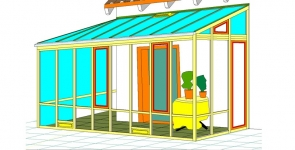 Acoperiri terase și închidere balcoane