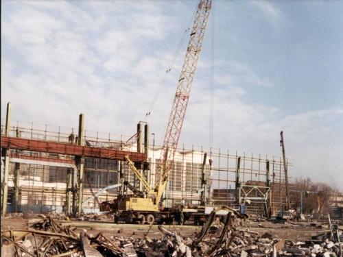 Demolari hale industriale si structuri metalice