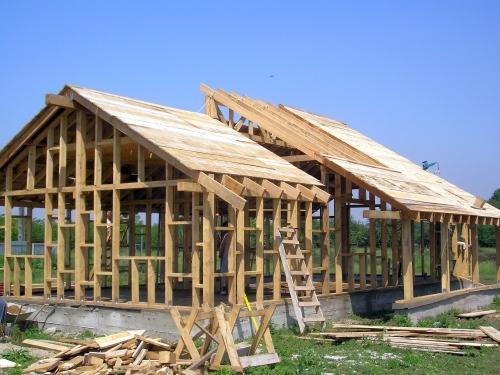 Structuri din lemn