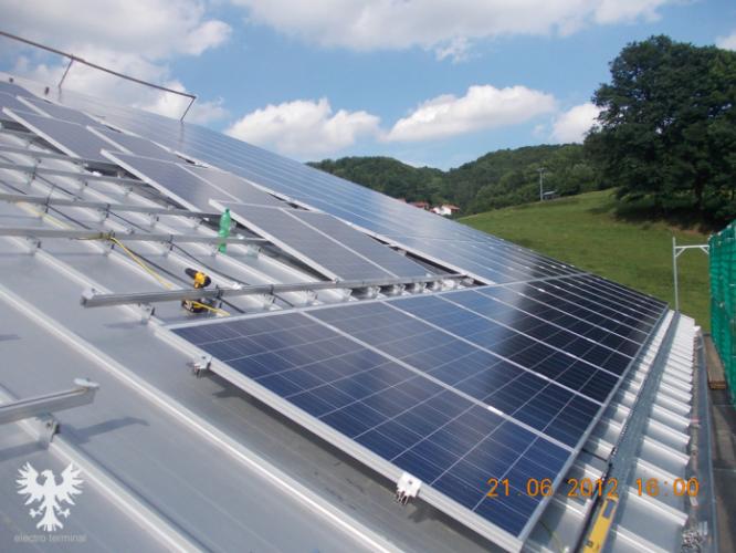 Proiect - 478 panouri fotovoltaice