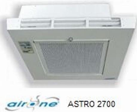 Aparate electrostatice de purificat aerul