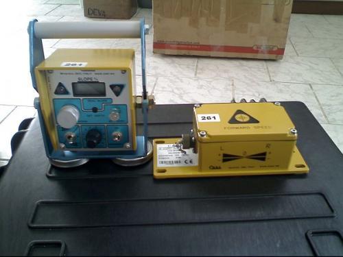 Vânzare instalație de nivelare automată transversal