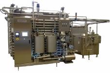 Masini de ambalat produse lactate