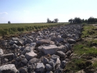Lucrări piatră balast