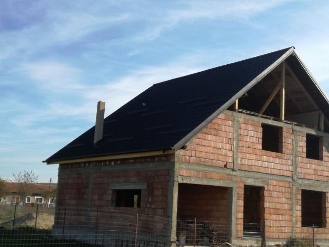 Lucrări acoperișuri C.A.M. ROOF TRADE