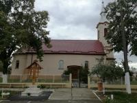 Lucrare acoperiș biserică