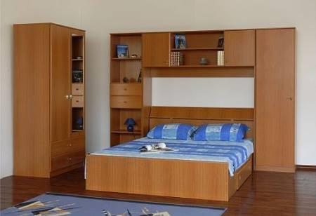 Dormitor PAL melaminat