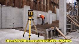 Nivelă laser rotativă STABILA
