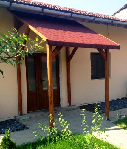 Amenajari exterioare din lemn