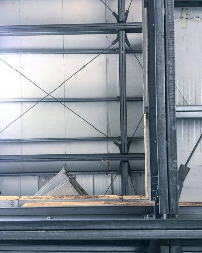 Constructie casa metalica