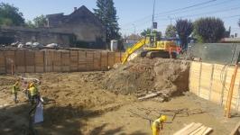 Sapaturi si excavatii generale bloc de apartamente