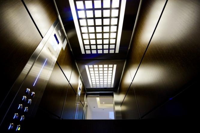 Cabina ascensor