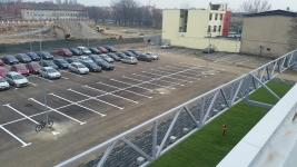 Asfaltare parcare
