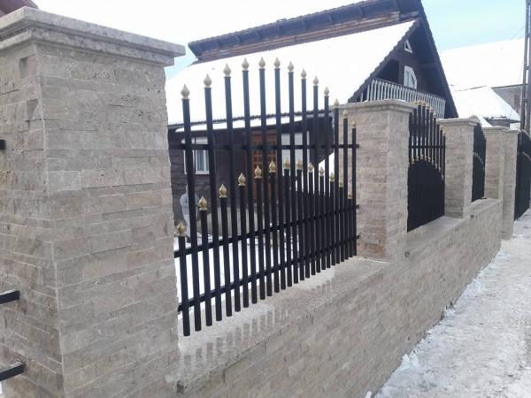 Garduri din palisada