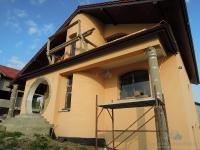 Ornamente din polistiren pentru construcție tip casă