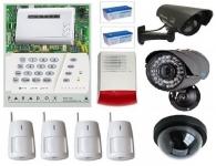 Sisteme de alarmă și supraveghere video