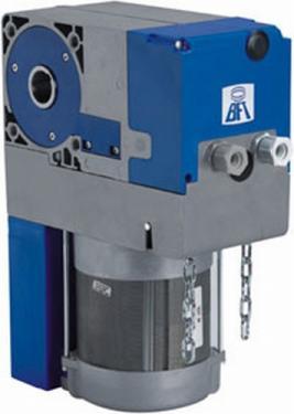 Automatizari pentru porti sectionale industriale
