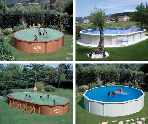 Piscinele supraterane o alternativa mai economica for Piscine ingropate
